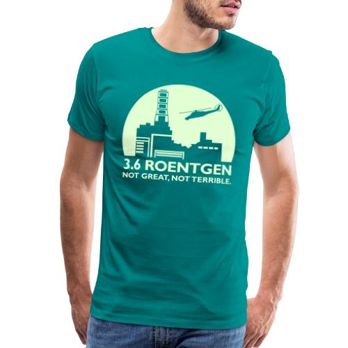 36roentgenv2 - Men's Premium T-Shirt