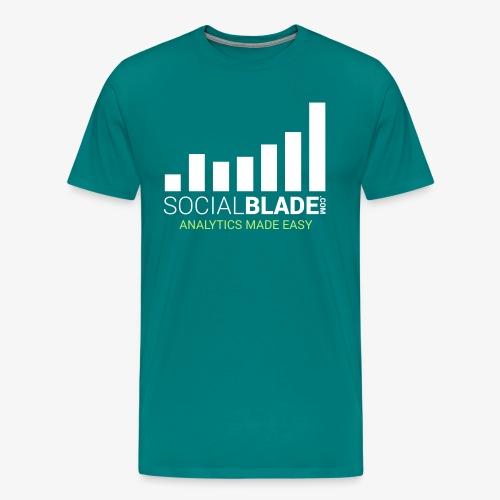 Social blade (R6) - Men's Premium T-Shirt