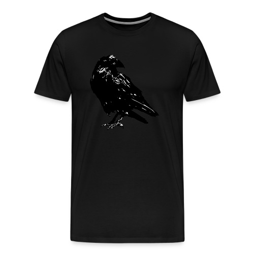 Cuervo - Raven - Men's Premium T-Shirt