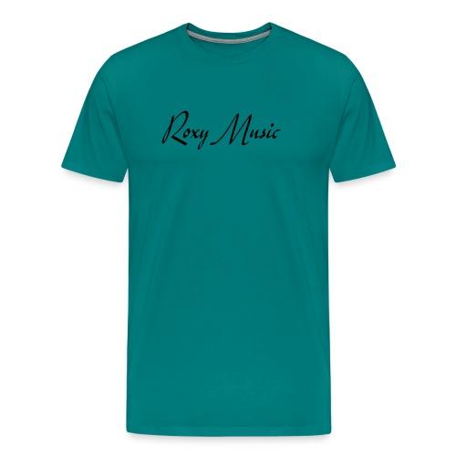Roxy Music - Men's Premium T-Shirt
