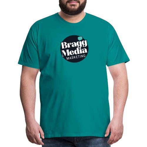Bragg Media Marketing - Men's Premium T-Shirt