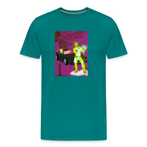 Bananahammock - Men's Premium T-Shirt
