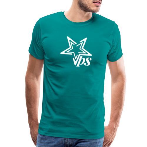 White star - Men's Premium T-Shirt