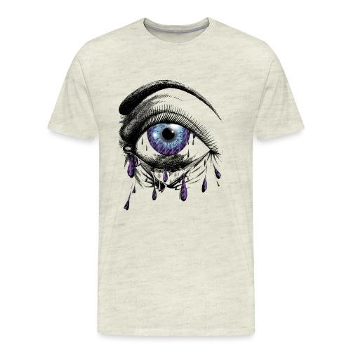 Lightning Tears - Men's Premium T-Shirt