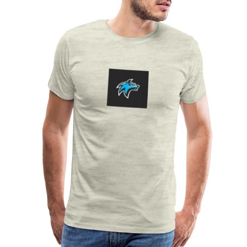 calf has hooded team ORO - Men's Premium T-Shirt