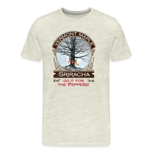 Vermont Maple Sriracha - Men's Premium T-Shirt