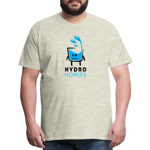 HydroHomies | Hydro Homies | Cup of Water Design - Men's Premium T-Shirt