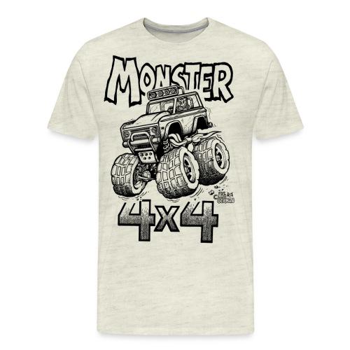 Monster Ford Bronco 4x4 - Men's Premium T-Shirt