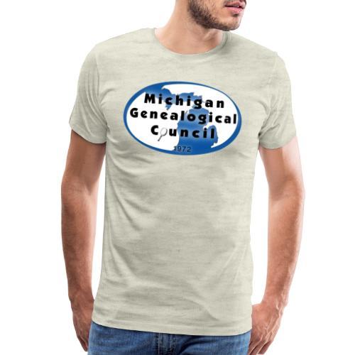 MGC Logo - Men's Premium T-Shirt