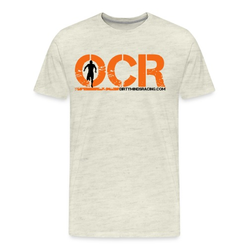 OCR - Obstacle Course Racing - Men's Premium T-Shirt