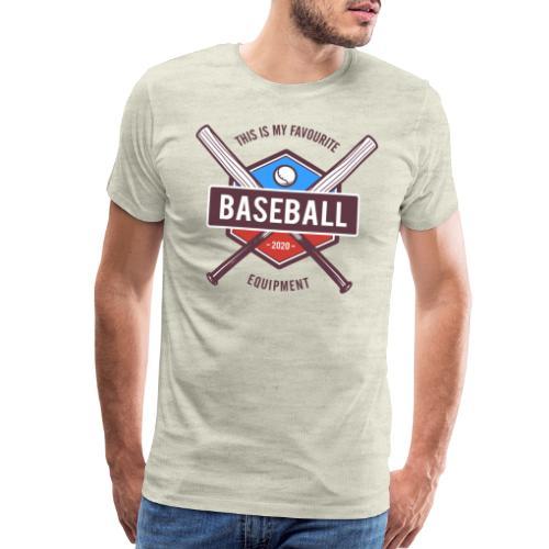 baseball - Men's Premium T-Shirt
