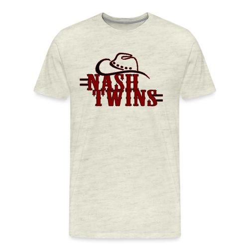 Nash Twins - Long Sleeve - Men's Premium T-Shirt