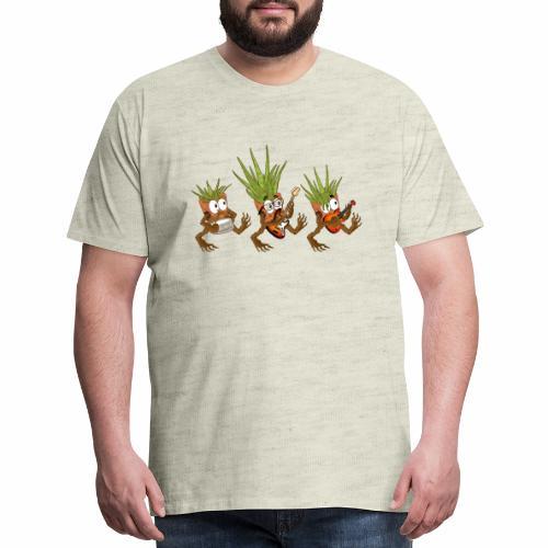 The Aloe Parade 2 - Men's Premium T-Shirt