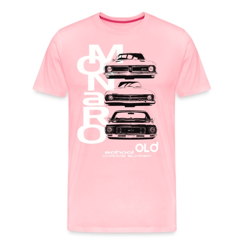 monaro over - Men's Premium T-Shirt