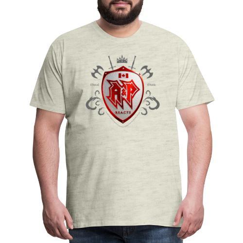 A&P-Shield - Men's Premium T-Shirt