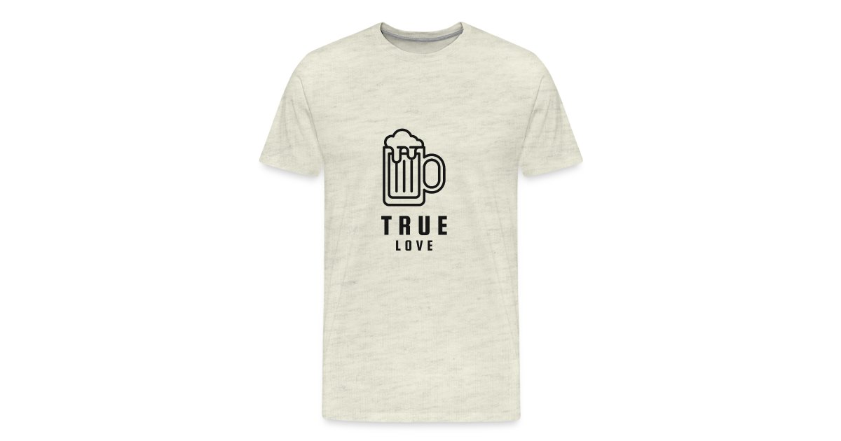 Bear personnes pas un grand Fan drôle Beer Lovers cadeau Vintage Tee-shirt Homme
