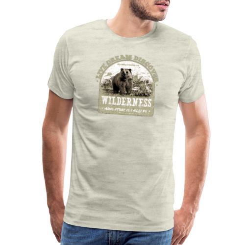 Live Dream Discover Adventure - Men's Premium T-Shirt