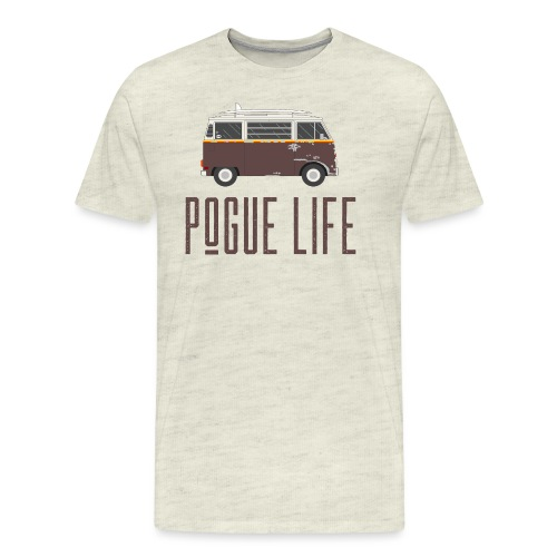 Pogue Life - Men's Premium T-Shirt