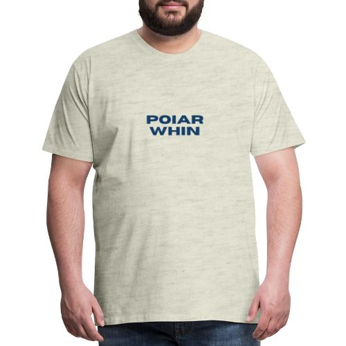 PoIarwhin Updated - Men's Premium T-Shirt