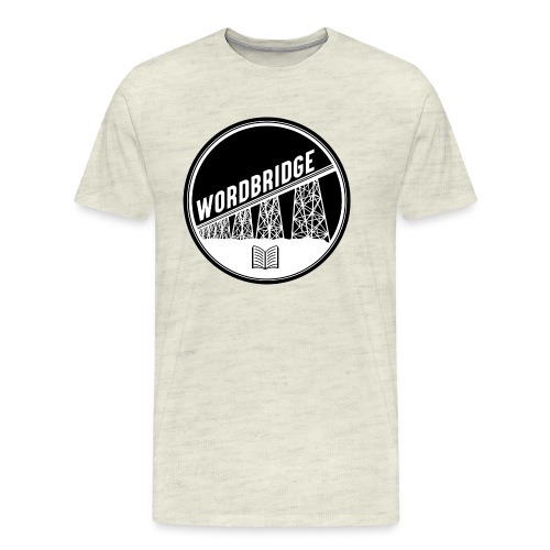 WordBridge Conference Logo - Men's Premium T-Shirt