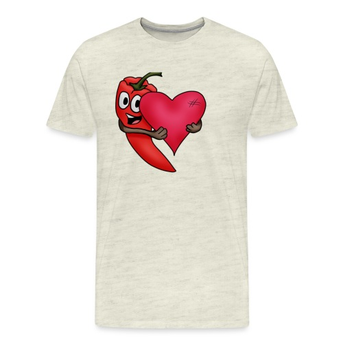 Chilliheart - Men's Premium T-Shirt