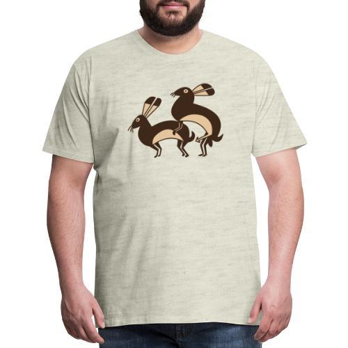 Randy Rabbits - Men's Premium T-Shirt