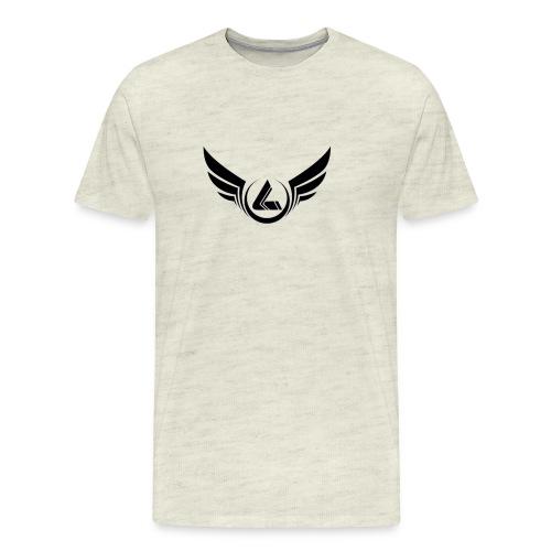 logic sweater - Men's Premium T-Shirt
