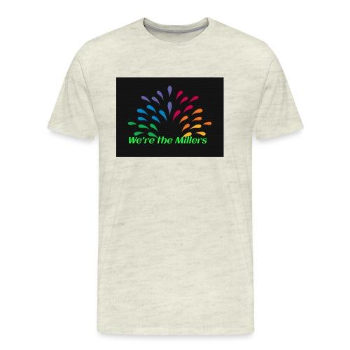 We're the Millers logo 1 - Men's Premium T-Shirt