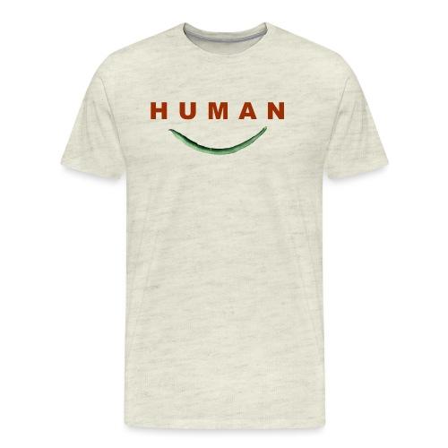 HUMAN BEAN - Men's Premium T-Shirt