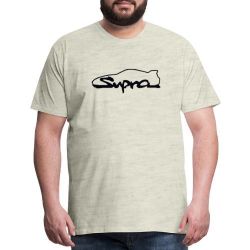 Toyota Supra Memrobilia - Men's Premium T-Shirt