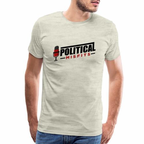 Political Misfits Basic - Men's Premium T-Shirt