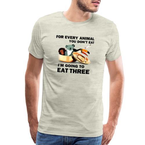 Every Animal Maddox T-Shirts - Men's Premium T-Shirt