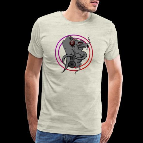 RatLouse's Crown's Bagage - Men's Premium T-Shirt
