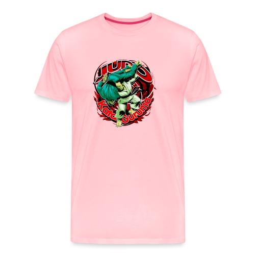 Judo Kata Guruma - Men's Premium T-Shirt