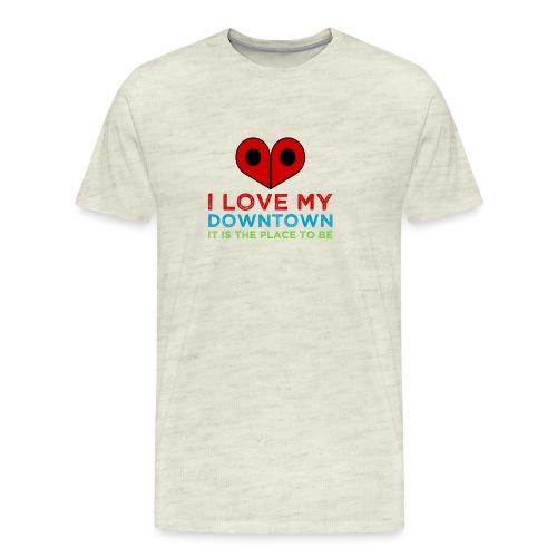 PlaceToBe - Men's Premium T-Shirt