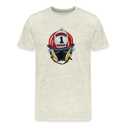 Firefighter - Men's Premium T-Shirt
