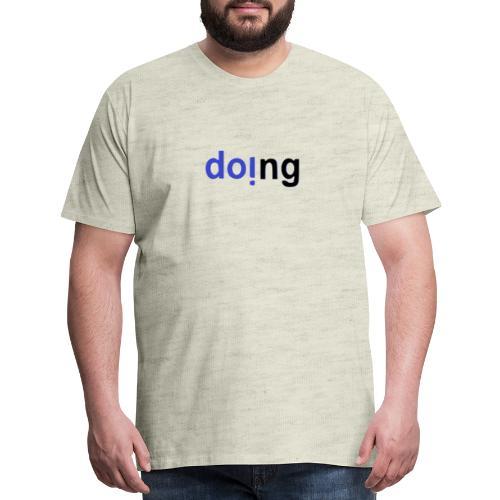 doi.ng - Men's Premium T-Shirt