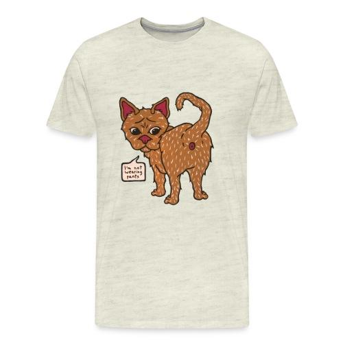 No Pants! - Men's Premium T-Shirt