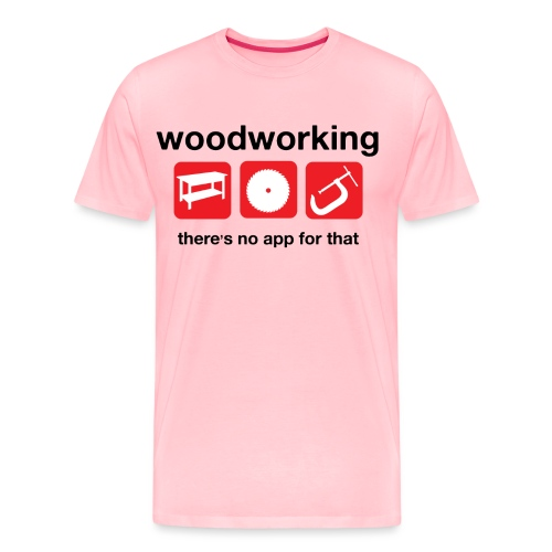 Woodworking - Men's Premium T-Shirt
