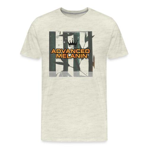 AM line. - Men's Premium T-Shirt