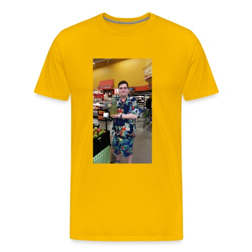 Pineapple Al - Men's Premium T-Shirt