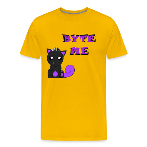 Byte Me - Men's Premium T-Shirt