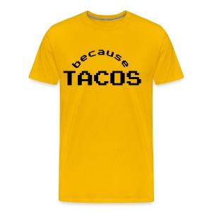 Taco 🌮 - Men's Premium T-Shirt