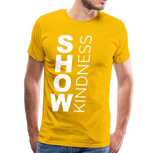 Show Kindness (vision month) - Men's Premium T-Shirt
