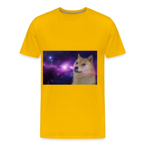 Mighty doge - Men's Premium T-Shirt