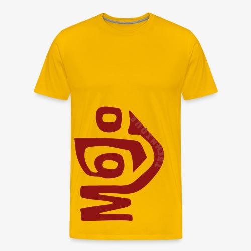 MojoLightRed - Men's Premium T-Shirt