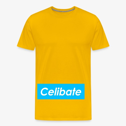 Celabite ™ - ball blue low - Men's Premium T-Shirt