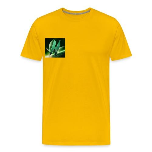 Hoax Logo - Men's Premium T-Shirt