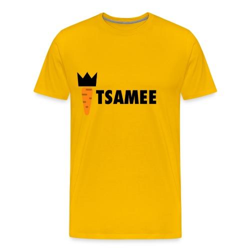 ITSAMEE LOGO BLACK - Men's Premium T-Shirt