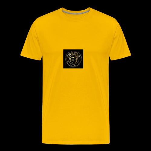 CAESAR GOLD1 - Men's Premium T-Shirt